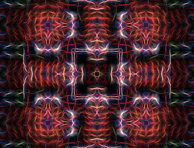 Digital Art - Inner Compass 3 by William Horden