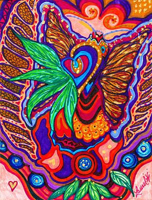 Inner Heart - Viii Art Print
