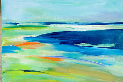 Chatham Mixed Media - Inner Landscapes IIi  by Sirarpi Heghinian Walzer