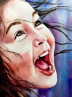 Inner Radiance Art Print