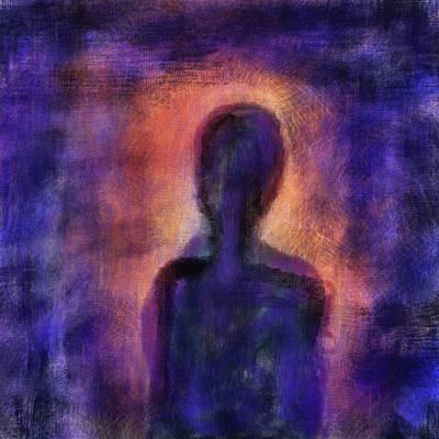 Digital Art - Inner Self by John Hansen
