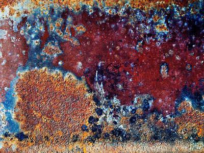Inner Space Print by Tom Druin