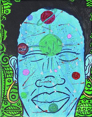 Inner-stellar Space Art Print