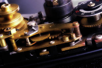 Photograph - Inner Workings by Mike Eingle