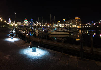 Photograph - Inner Harbour by Marilyn Wilson