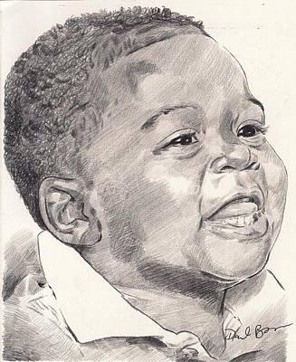 Innocence Art Print by Darryl Barnes