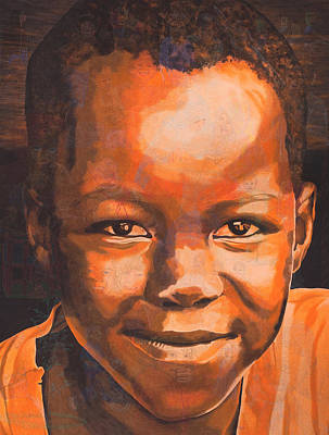 Painting - Innocence by Hollis Chatelain