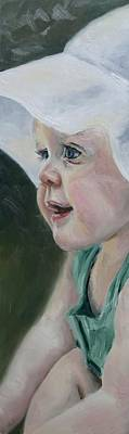 Painting - Innocence by Lindsey Weimer