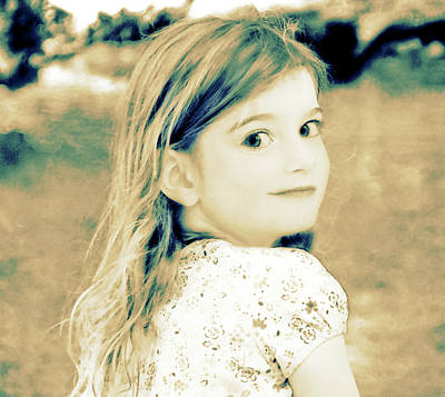 Photograph - Innocence by Susan Leggett