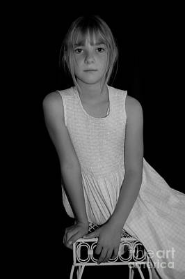 Photograph - Innocence by Tamyra Crossley