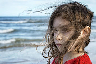 Photograph - Innocence by Travis Rogers