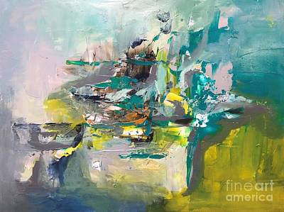Painting - Innovation by Preethi Mathialagan