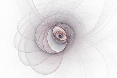 Digital Art - Inometroic by Doug Morgan