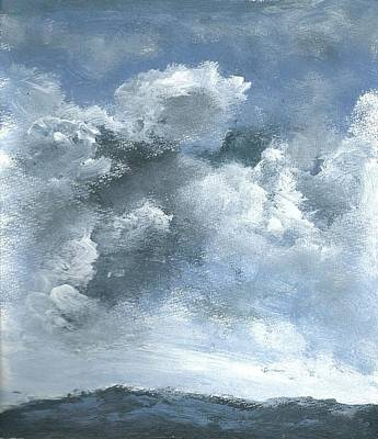 Painting - Inpirational skies by Yossi Sigura