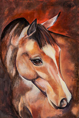 Painting - Inquisitive  by Jenny anne Morrison
