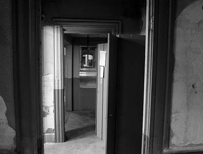 Photograph - Inside Adluh Doors by Joseph C Hinson Photography