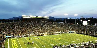 Recently Sold - Jerry Sodorff Royalty-Free and Rights-Managed Images - Inside Autzen by Jerry Sodorff