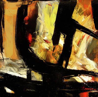 Painting - Inside by Gary Reddick