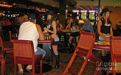 Inside Las Vegas Original by John Malone