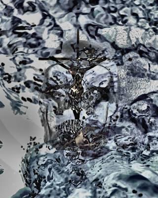 Inside My Mind Art Print by John Feiser