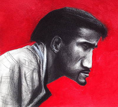 Painting - Inside Sammy Davis by Gregory DeGroat