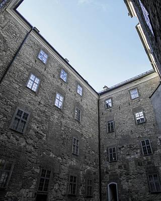 Photograph - Inside The Castle by Jakob Dahlin