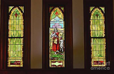 Photograph - Inside The Church by Debby Pueschel