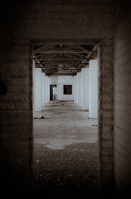Photograph - Inside The Depot by Scott Sawyer