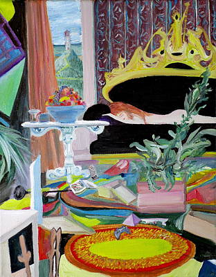 Inside The Dream Original by Fabrizio Cassetta