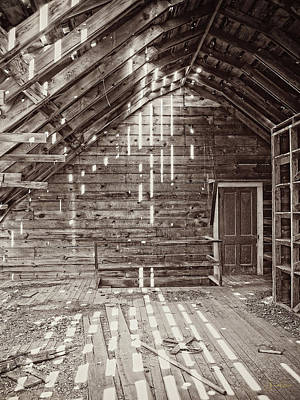 Photograph - Inside The Past by Amanda Smith