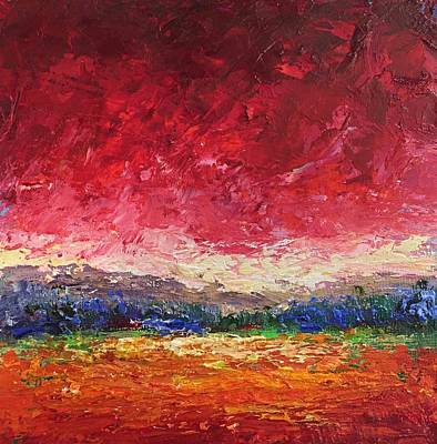 Painting - Inside The Rainbow by Shannon Grissom