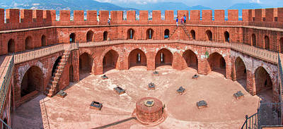 Photograph - Inside The Red Tower Of Alanya by Sun Travels