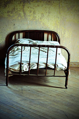 Photograph - Insomnia by Holly Blunkall