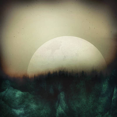 Abstract Landscape Royalty-Free and Rights-Managed Images - Insomnia by Katherine Smit