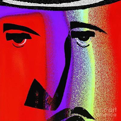 Inspector Clouseau Art Print by Mimo Krouzian