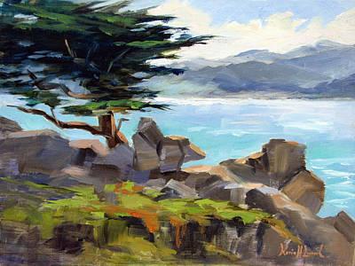 Inspiration At Pescadero Point, Carmel Original