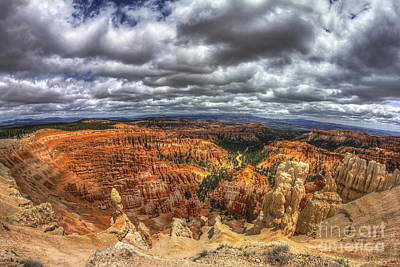 Photograph - Inspiration Point by Spencer Baugh
