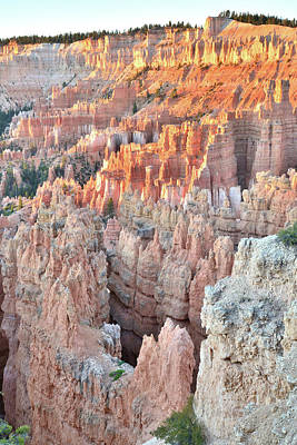 Photograph - Inspiration Point Sunrise by Ray Mathis