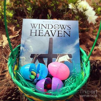 Nonfiction Photograph - lnspirational Book Windows From Heaven by Matthew Seufer