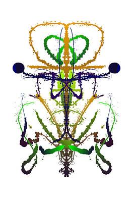 Instance Changing Print by Britten Adams