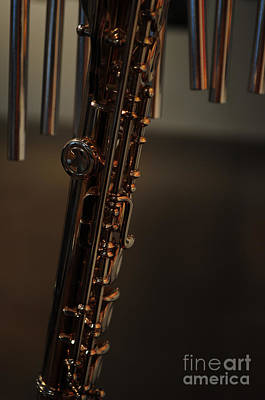 Photograph - Instrument Of Piece by Paulette B Wright