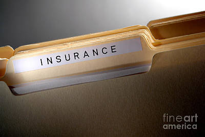 Photograph - Insurance by Olivier Le Queinec