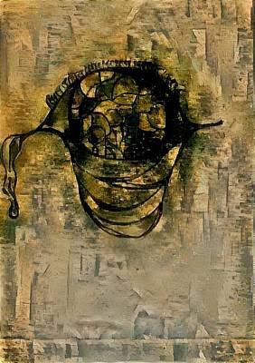 Avant Garde Mixed Media - Insye by Jason Joseph
