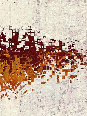 Digital Art - Insync by The Art Of JudiLynn