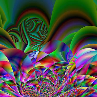 Digital Art - Intagonied by Andrew Kotlinski