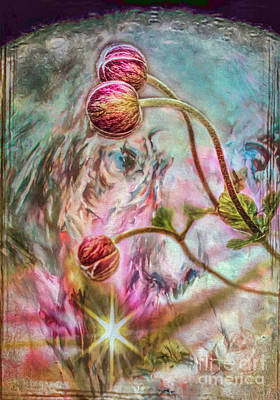 Photograph - Integral Ecology by Jean OKeeffe Macro Abundance Art