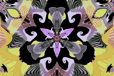 Digital Art - Intemperate by Jim Pavelle