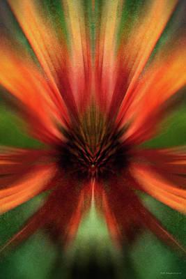 Digital Art - Intenosity by WB Johnston