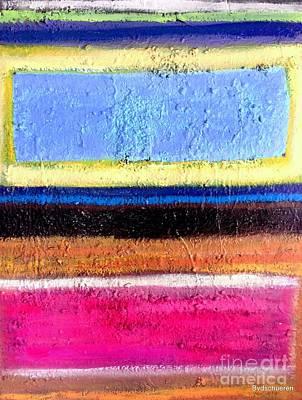 Component Painting - Intensity by Bart Van Der Schueren