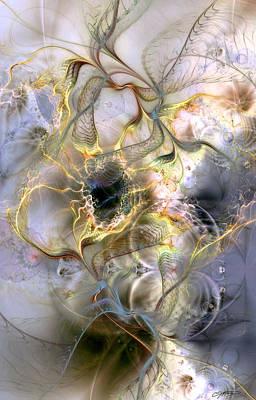 Interconnectedness Of Life Art Print by Casey Kotas